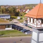 Drohnenaufnahme Clausohm Software GmbH
