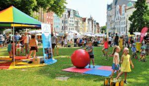 Sommerfest der Bürgerstiftung Rostock