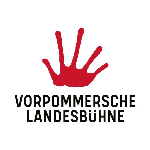 Logo Vorpommersche Landesbühne